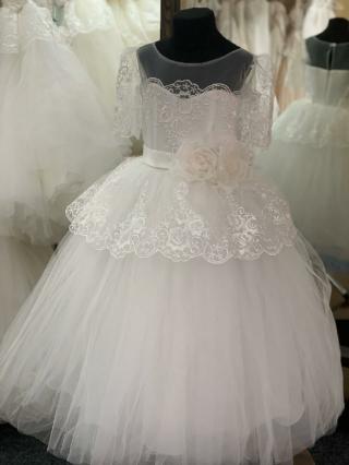 Дитячі святкові сукні 2