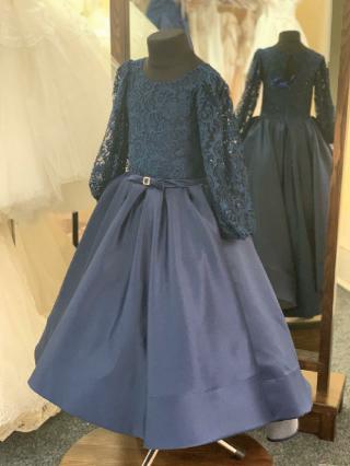 Дитячі святкові сукні 7