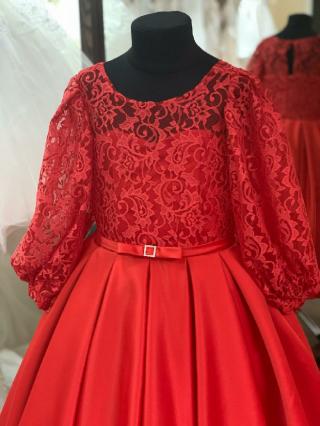 Дитячі святкові сукні 8