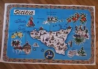 Полотенце Sicilia кухонное натуральный хлопок Cotton 4
