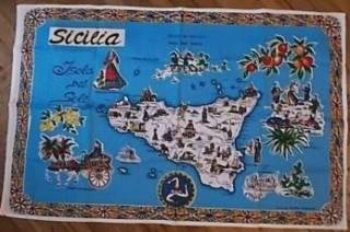 Полотенце Sicilia кухонное натуральный хлопок Cotton 2