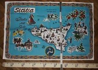 Полотенце Sicilia кухонное натуральный хлопок Cotton 6