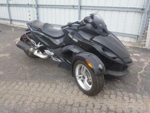 Мотоцикл  CAN-AM SPYDER ROADSTER RS 2012р 2