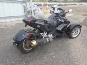 Мотоцикл  CAN-AM SPYDER ROADSTER RS 2012р 3