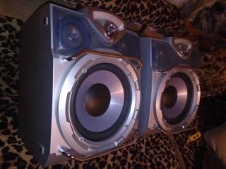 Музыкальный центр Sharp CD-M4000. AUX-BLUETOOTH-USB, MP3. 4