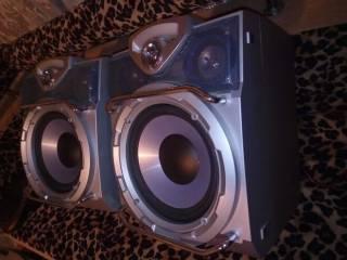 Музыкальный центр Sharp CD-M4000. AUX-BLUETOOTH-USB, MP3. 6