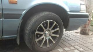 Mazda 626 2.0 дизель 3