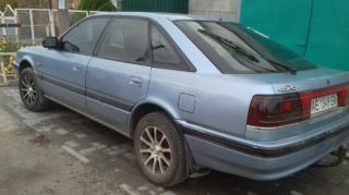 Mazda 626 2.0 дизель 5
