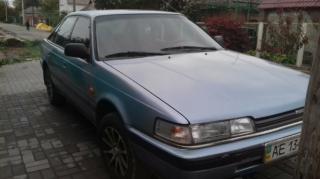 Mazda 626 2.0 дизель