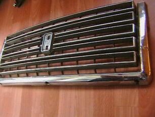 ВАЗ решотка радиатора. 2