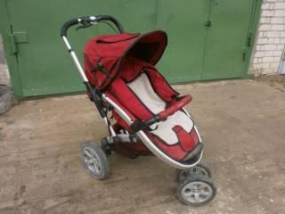 Продам детскую коляску Geoby