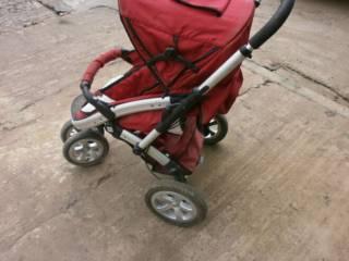 Продам детскую коляску Geoby 3