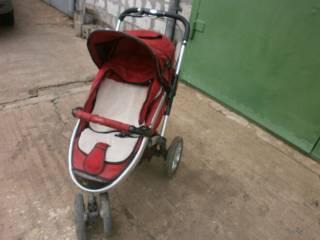 Продам детскую коляску Geoby 2