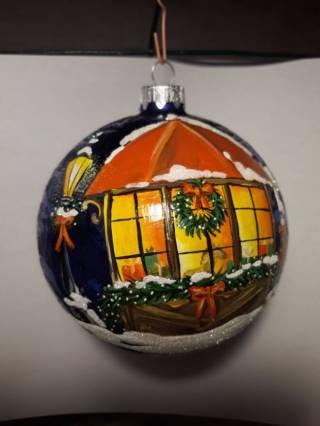 Продаются новогодние шарики ручной работы под заказ 10