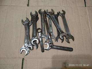 Набор инструмента в металлическом кейсе СССР 5