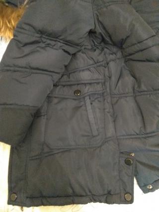 Куртка зимова для хлопчика ріст 140 см 8 - 10 років розмір 44 - 46 6