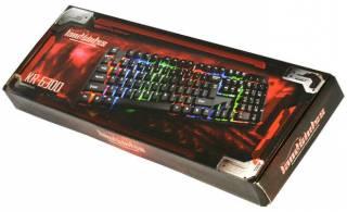 Профессиональная игровая клавиатура с подсветкой клавиш LANDSLIDES KR- 2