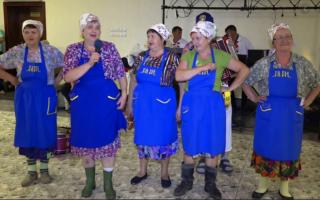 Гурт Баби, м. Тернопіль,гуморестичний гурт, організація виступів 6