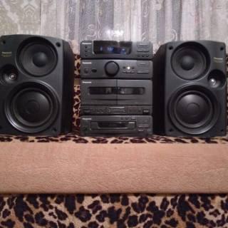 Музыкальный центр Panasonic SB-CH310 Mini Hi-Fi 60ват.