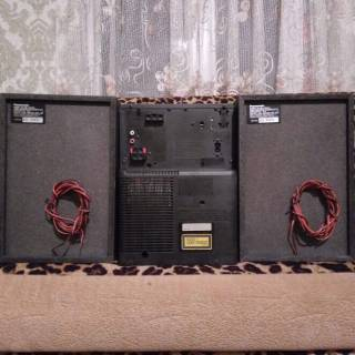 Музыкальный центр Panasonic SB-CH310 Mini Hi-Fi 60ват. 8