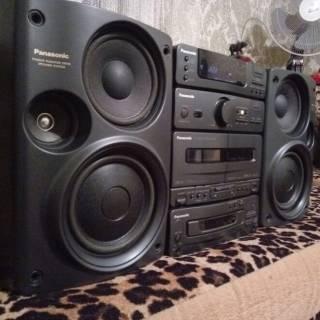 Музыкальный центр Panasonic SB-CH310 Mini Hi-Fi 60ват. 5