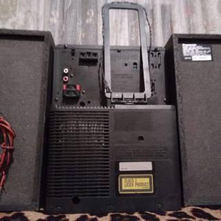 Музыкальный центр Panasonic SB-CH310 Mini Hi-Fi 60ват. 10