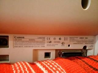 Принтер лазерный Canon Laser Shot LBP-810 Отличный 4
