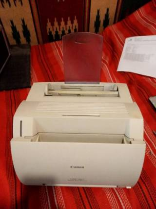 Принтер лазерный Canon Laser Shot LBP-810 Отличный 2