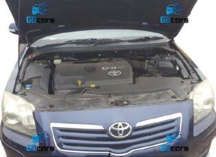 Разборка Авенсис Т25 2.0 1AD 2.2 2AD капот мкпп двигатель диски двери 6