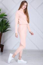 Женский теплый вязанный костюм Милена ХИТ 2021 года Турция фабрика 2