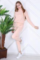 Женский теплый вязанный костюм Милена ХИТ 2021 года Турция фабрика 9