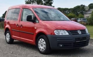 Volkswagen Caddy  1.6 3