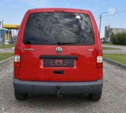 Volkswagen Caddy  1.6 5