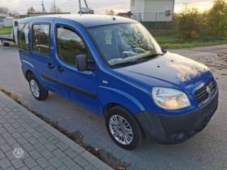 Fiat Doblo  1.9 4