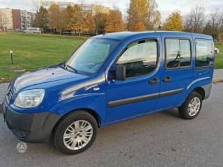 Fiat Doblo  1.9 3