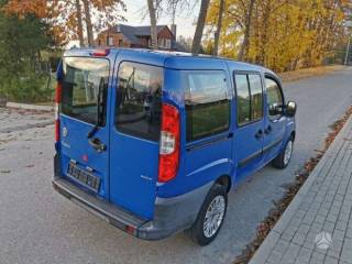 Fiat Doblo  1.9 8