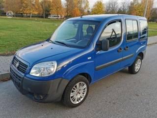 Fiat Doblo  1.9 5