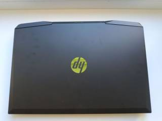 Ноутбук Hp i7-9750H RAM 16 ГБ GTX 1660 6 ГБ Pavilion Gaming 17-cd0013u 2