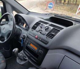 Mercedes-Benz Vito  2.2  Пассажирские микроавтобусы 8