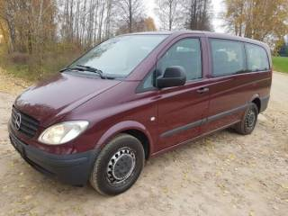 Mercedes-Benz Vito  2.2  Пассажирские микроавтобусы 2