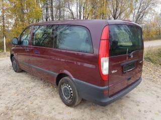 Mercedes-Benz Vito  2.2  Пассажирские микроавтобусы 5