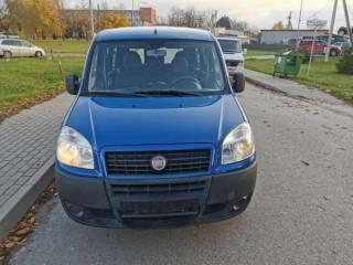 Fiat Doblo  1.9  Минивэн 6