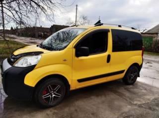Fiat Fiorino пассажир 2