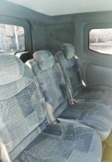 Fiat Fiorino пассажир 9