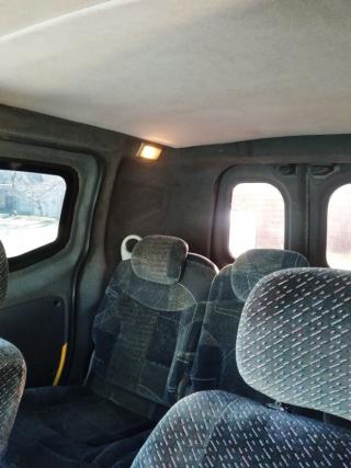 Fiat Fiorino пассажир 8