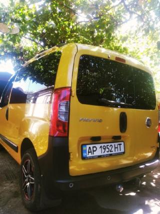 Fiat Fiorino пассажир 6