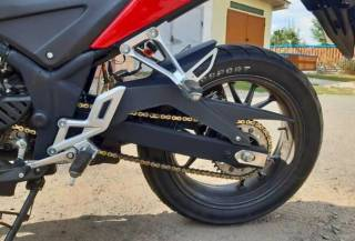 Мотоцикл Geon Tossa, масла та фільтр систематично міняю 2