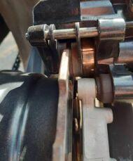 Мотоцикл Geon Tossa, масла та фільтр систематично міняю 4
