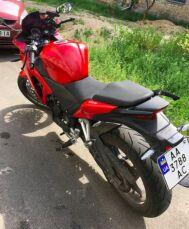 Мотоцикл Geon Tossa   новый без царапин, новый АКБ, новий гелевий 8