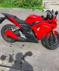 Мотоцикл Geon Tossa   новый без царапин, новый АКБ, новий гелевий 3